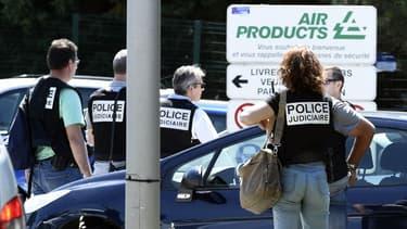 Un policier a diffusé à des tiers une photo du chef d'entreprise décapité en juin dernier à Saint-Quentin-Fallavier.
