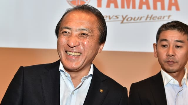 Hiroyuki Yanagi, PDG de Yamaha Motor, veut répondre aux besoins de consommateurs européens.
