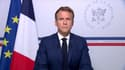 Emmanuel Macron ce lundi.