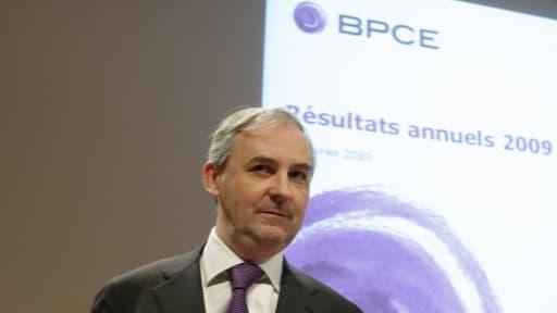 François Perol devrait rester patron de BPCE, quand bien même il serait mis en examen.