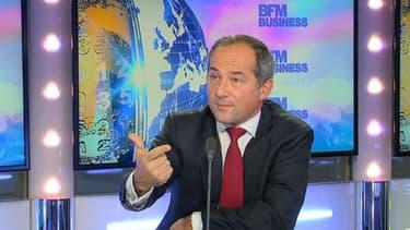 Frédéric Oudéa était l'invité de BFM Business ce 6 novembre.