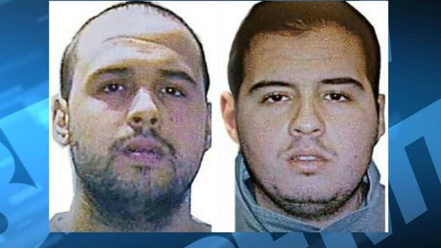 Khalid El Bakraoui, à gauche sur la photo, aurait-il pu être arrêté avant?