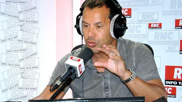 Ali Benarbia.