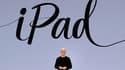 Tim Cook a dévoilé un nouvel iPad