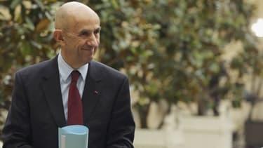 Louis Gallois rappelle que la pression fiscale va baisser grace au CICE.