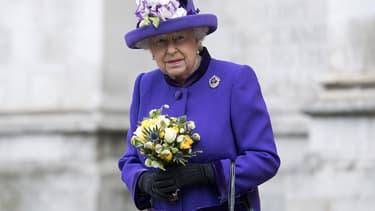Elizabeth II le 24 novembre 2016