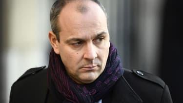 Le secrétaire général de la CFDT, Laurent Berger