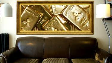 Il est recommandé de diversifier ses placements dans l'or.