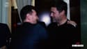 Lionel Messi avec Mauricio Pochettino, à Paris le 10 août 2021