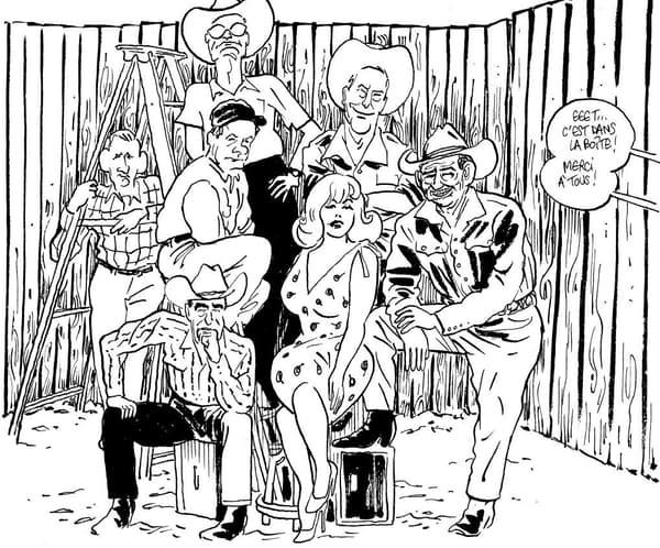 Le casting de Misfits par Luz