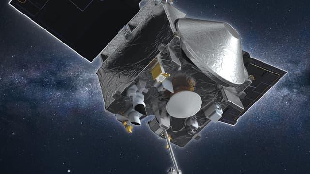 La sonde Osiris-Rex doit récolter des matériaux à la surface de l'astéroïde Bennu - 24 octobre 2020 (photo d'illustration)
