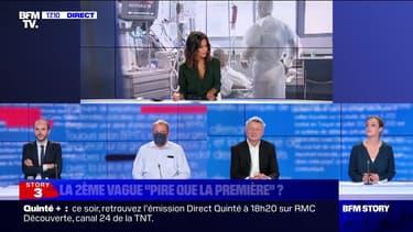 Story 1 : Deux Français sur trois sous couvre-feu à minuit - 23/10