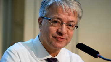 Jean-Laurent Bonnafé, directeur général de BNP Paribas