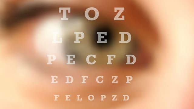 84% des médecins du travail réalisent  des tests de vision. En revanche, un sur trois seulement vérifient l'audition.