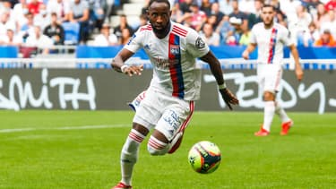 Moussa Dembélé - Lyon