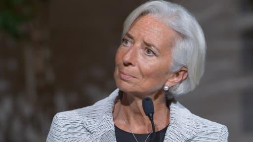Christine Lagarde a annulé sa venue dans uen université hostile à la politique du FMI.
