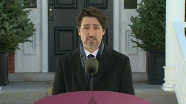 """Tuerie au Canada: """"Au moins 18 personnes ont perdu la vie"""", selon Justin Trudeau"""