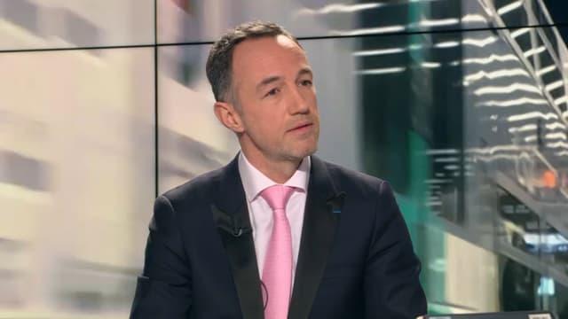 Emmanuel Grégoire sur BFM Paris.
