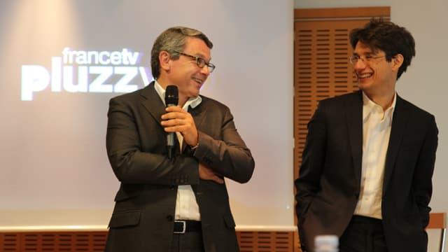 Yann Chapellon, patron de la diversification depuis fin 2010, est un proche de Bruno Patino