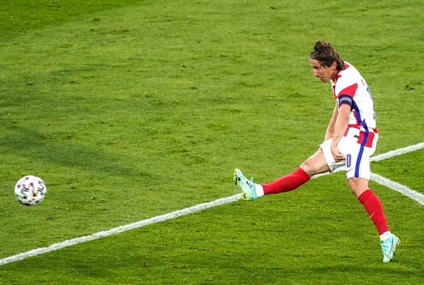 Le bijou de Luka Modric lors de Croatie-Ecosse