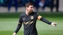 Lionel Messi sous le maillot du Barça