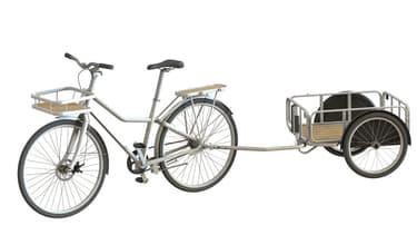 Le nom de code du vélo: Sladda