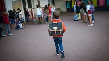 A l'extérieur l'enfant tyran ne laisse souvent rien paraître.