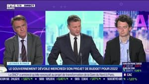 Thibaut Prébay VS Philippe De Cholet : Les risques d'une possible faillite d'Evergrande - 22/09