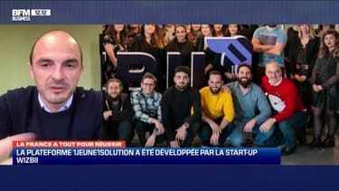 """La France a tout pour réussir : """"1jeune1solution"""", une nouvelle plateforme d'emploi pour les jeunes - 28/11"""
