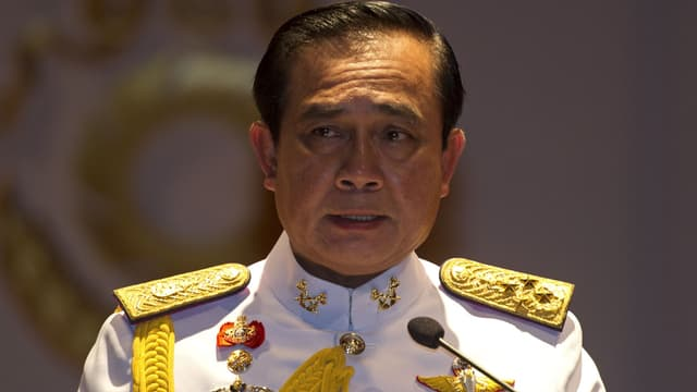 Prayut Chan-O-Cha, chef de la junte militaire, le 26 mai 2014.