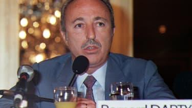 Bernard Darty en 1988, à l'occasion d'une assemblée générale de Darty.