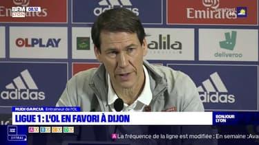 Ligue 1: l'OL veut enchaîner à Dijon ce mercredi soir