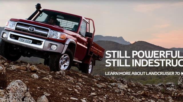 Toyota n'a assemblé que 1% de sa production mondiale en Australie