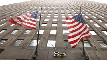 Sur la façade du siège de Goldman Sachs, dans le district financier de New York, aucun nom ne figure.