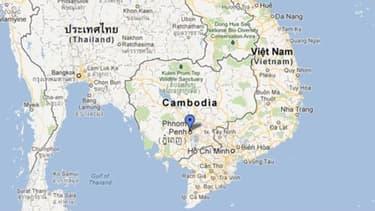 Le Cambodge, pays de Norodom Sihanouk