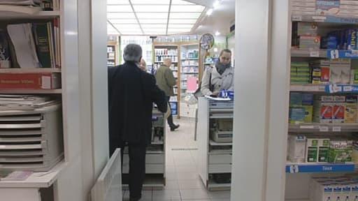 Une majorité de sondés craint la contrefaçon des médicaments achetés sur Internet (Photo d'illustration).