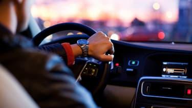 La filiale française a dévoilé un plan d'accompagnement pour ses chauffeurs - Image d'illustration