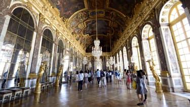 Le château de Versailles... disponible en ligne !