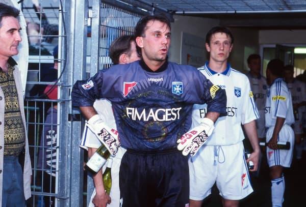 Lionel Charbonnier, en 1998
