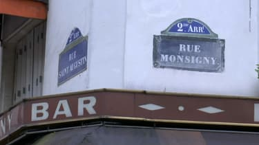 L'auteur de l'attaque au couteau qui a fait un mort samedi a été abattu rue Monsigny, dans le 2e arrondissement de Paris.