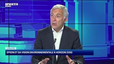 Epson et sa vision environnementale à horizon 2050 - 18/09