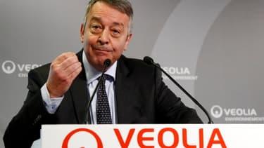 Antoine Frérot, le patron de Veolia, a annoncé de nouvelles économies à venir pour le groupe.