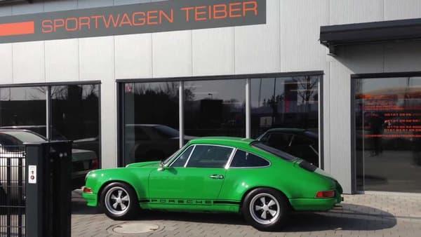 La 911 2.5 S/T a inscrit l'une des plus belles pages de l'histoire de Porsche en course de voitures de tourisme.
