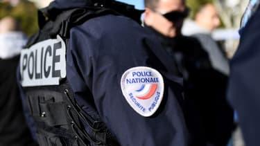 Un agent de police - Image d'illustration