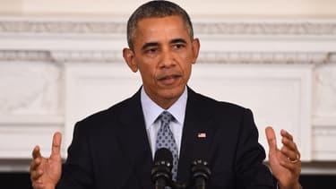Obama va annoncer un changement du programme d'entraînement des rebelles syriens