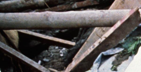 Omayra Sanchez est morte en novembre 1985, coincée dans des débris après l'éruption d'un volcan.