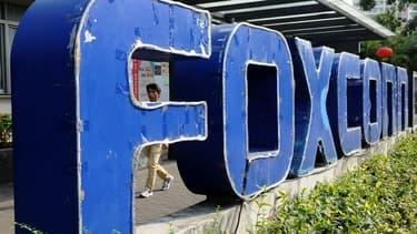 Le géant taïwanais de l'électronique Foxconn prévoit un investissement de 8,3 milliards d'euros en Chine pour ouvrir une usine d'écrans LCD,
