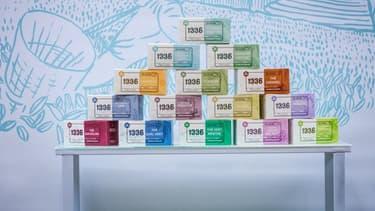 Les ex-Fralib voient ce vendredi mises en vente les boîtes de thé qu'ils produisent via leur coopérative Scopt-Ti dans un Auchan.