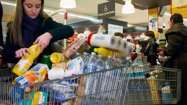 Carrefour et Système U veulent une centrale d'achats commune.