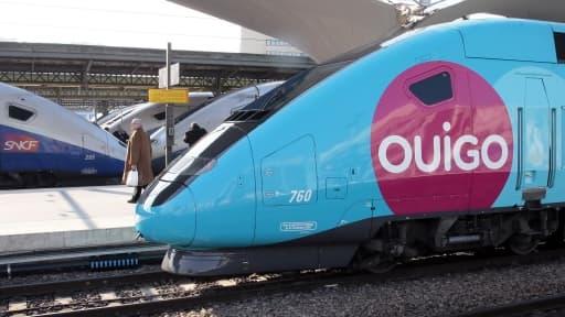 Les TGV Ouigo ne parviennent toujours pas à remplir leur objectif de remplissage et de chiffre d'affaires.